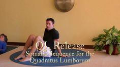 Immediate pain relief for the low back. Exercise: Somatic QL Release