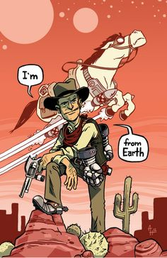 Sparks Nevada - Marshal on Mars, Thrilling Adventure Hour. Love it! I get the theme song stuck in my head