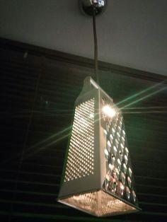 DIY CEILING LIGHT