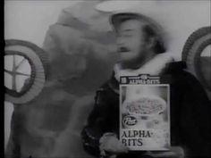 Pub - Alpha-Bits (Post) - 1960's - YouTube