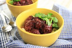 Pork Stew in Red Chile Sauce