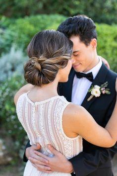 Best Wedding Hairstyles : Featured Photo: Anneli Marinovich Photography