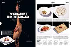 Bloomberg Businessweek, Etc. #magazine #layout #openingspread
