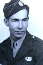 T/4 Edwin - Doc - Pepping - Medic (Courtesy: Gordon Stewart: WW II Airborne Demonstration Team)