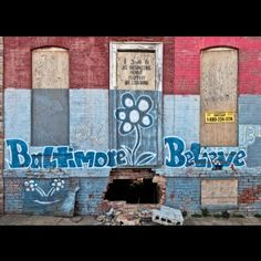 Baltimore Believe by Chuck Robinson