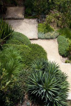 Awesome 47 Perfect Modern Garden Design Ideas For Your Inspiration Modern Garden Design, Contemporary Landscape, Landscape Design, Mediterranean Garden Design, Contemporary Building, Contemporary Cottage, Kitchen Contemporary, Contemporary Apartment, Contemporary Bedroom