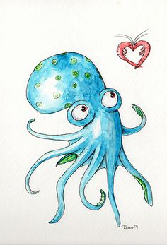 Octopus - Looking for Love