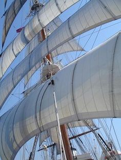 Your favorite photo of a boat under sail?