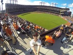 AT&T park , Estadio de los San Francisco Giants