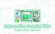 Need to compress your eLearning video to prepare it for a Captivate project? In this webinar recording you'll see how to compress and import your video.