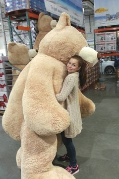 Massive teddy