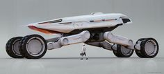 Exoplanetary Vehicle, Joakim Englander on ArtStation at https://www.artstation.com/artwork/qba2a