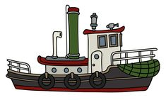 The funny old tugboat Tug Boats, Ship, Funny, Ships, Funny Parenting, Hilarious, Fun, Humor