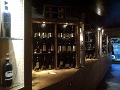 Amazing Enoteca @ Restaurant Grandis
