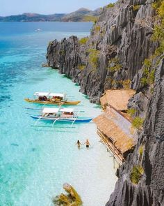 Coron, Palawan, Philippines 👍 katalay.net/amazing-places/ #Coron #Palawan #Philippines Bora Bora Island, Las Vegas, Destinations, Bali, Long Lake, Beautiful Places In The World, Amazing Places, Marvel Villains, Beaux Villages