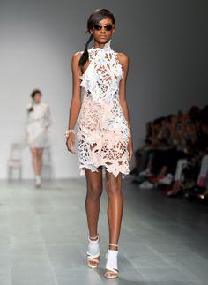 London Fashion Week: Bora Aksu SS15