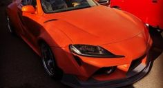 Made by NATS, the Supra Spider is powered by Toyota's legendary straight-six twin-turbo. Bmw Z4 Roadster, Lexus Sc430, Fifth Generation, Skyline Gt, Fender Flares, Twin Turbo, New Set, Toyota Supra, Super Cars