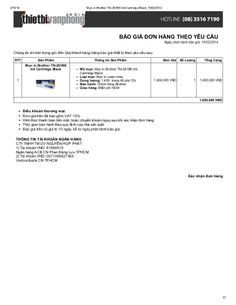 Muc in brother tn261bk_Mực in brother tn 261 bk ink cartridge black-15_02_2014 by Diep Thu Yen via slideshare