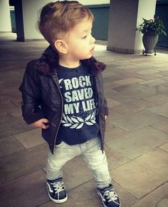 My son will look like this...