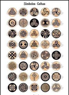 celtic symbols and meanings Celtic Tattoo Symbols, Celtic Art, Celtic Runes, Celtic Knots, Celtic Tattoo Meaning, Small Celtic Tattoos, Celtic Shield, Celtic Knot Tattoo, Irish Tattoos