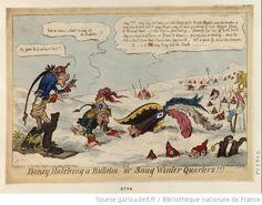 Boney Hatching a Bulletin or Snug Winter Quarters !!!