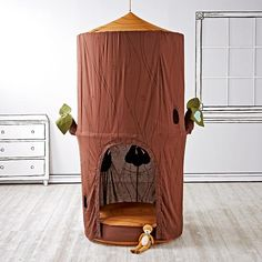Woodsy Playhouse Canopy | The Land of Nod