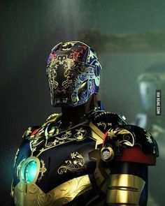 If Ironman was from Dubai - 9GAG