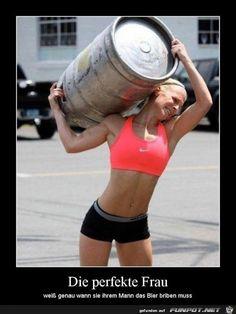 lustiges Bild 'Perfekte Frau.jpg'- Eine von 21042 Dateien in der Kategorie 'witzige Bilder' auf FUNPOT. (Cool Crafts Videos)