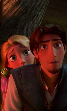 Flynn/Eugene and Rapunzel. I LOVE that Eugene was willing to die for her, and that Rapunzel was willing to be a prisoner to save him. Disney Pixar, Rapunzel Disney, Tangled Rapunzel, Best Disney Movies, Disney And Dreamworks, Disney Animation, Disney Cartoons, Disney Magic, Tangled 2010