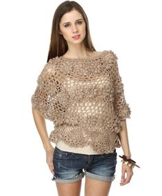 Irish crochet &: BLOUSE