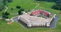 Fort Delaware, a Civil War fortress in New Castle County.