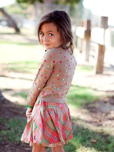 #littleskyefall2012 Oilily Sorina Skirt