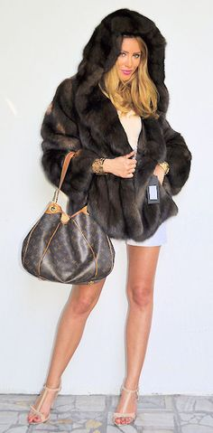 OUTLET RUSSIAN BARGUSIN SABLE FUR.