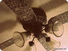 DIY ceiling fan designs!!!