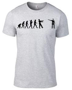 The Walking Dead Inspired Evolution of Zombie T-Shirt - Available in Men's and Women's!