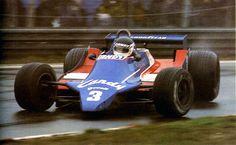 1980 Tyrrell 010 - Ford  (Jean Pierre Jarier)
