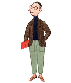 A less formal Tuesday. Fashion Books, Fashion Art, Autumn Fashion, Mens Fashion, Comfy Casual, Smart Casual, Ivy League Style, Fly Gear, Ivy Style