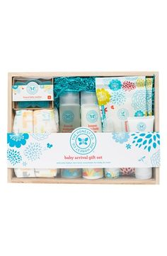 The Honest Company Baby Arrival Gift Set available at #Nordstrom (for baby)