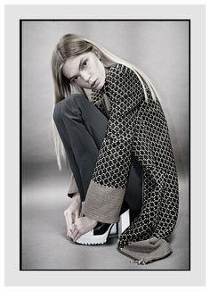 http://ntemp.tumblr.com design: Maria Gavryluk MUA - Alexandra Shtein photo postprod. - Nastia Temp  models: sasha Popruga