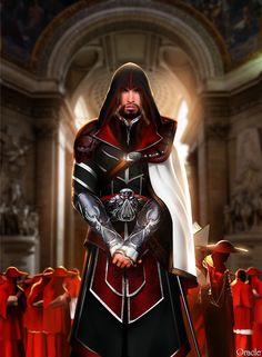 ezio auditore da firenze by Mystic-Oracle