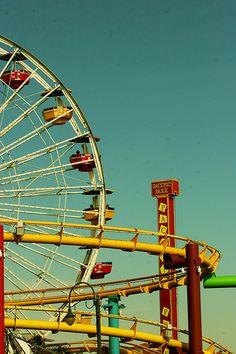 A is for amusement park Amusement Park Rides, Abandoned Amusement Parks, Abandoned Places, Vintage Carnival, Vintage Circus, Fair Rides, Carnival Rides, Fun Fair, Merry Go Round