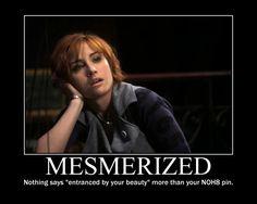 MESMERIZED