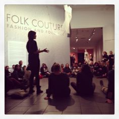 What's the Risk? Reflections on a #MuseumThrowDown