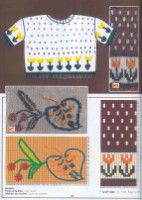 "(3) Gallery.ru / igoda - Альбом ""Tricot Selection Crochet d'Art Hors-serie Les Bases du Jacqu"""