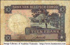 colonie belge 1949 b