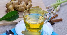 Tisana zenzero e cannella: ottima contro raffreddore e fame nervosa! Ginger Ale, Cocktails, Drinks, Food Hacks, Food Tips, Herbalism, Chicken, Health, Desserts