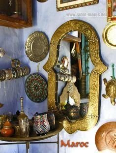 Amazing hamsa mirror
