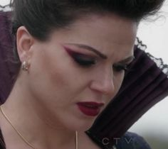 Once Upon A Time Series: Regina (Evil Queen) Makeup Tutorial