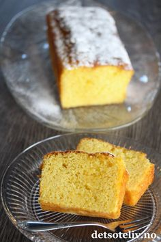 Dynket appelsinkake | Det søte liv Cornbread, Sweets, Baking, Ethnic Recipes, Recipes, Sweet Pastries, Bread Making, Goodies, Patisserie