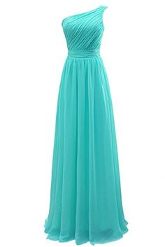 Prom Queen Women's One Shoulder Long Bridesmaid Dresses Size 10 Tiffany Blue PromQueen http://www.amazon.com/dp/B01874VBEE/ref=cm_sw_r_pi_dp_WEpfxb0KKRV0S